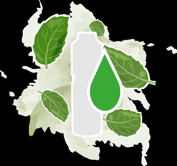 Green Leafs (Pfefferminz)