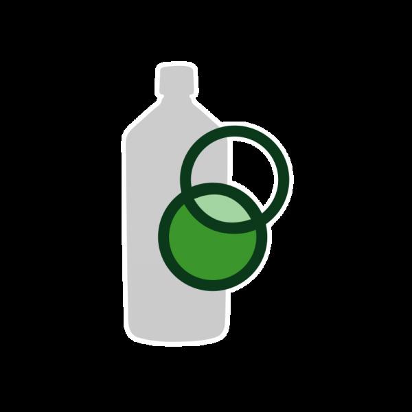 1 Liter MC Base 30%PG/70%VG (Ph.Eur.)