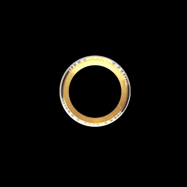 Woodpecker Taster Ring 22mm Edelstahl