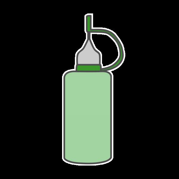 Leerflasche