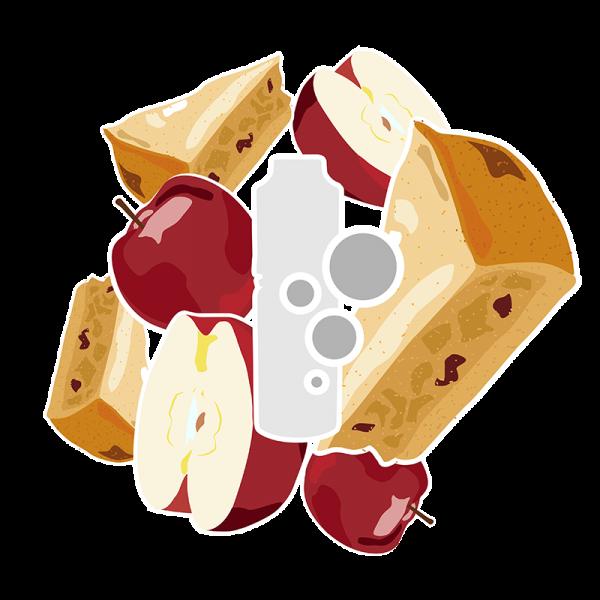 MC Aroma Apfelkuchen