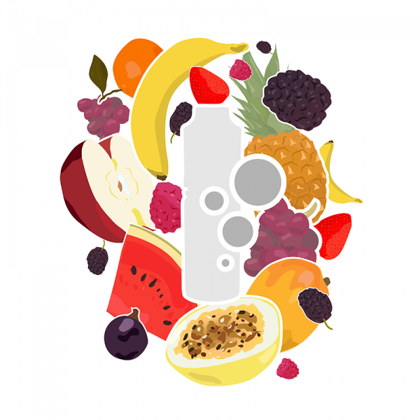 MC Aroma Tutti-Frutti
