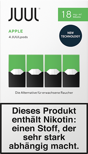 JUULpods Apple 4-Pack
