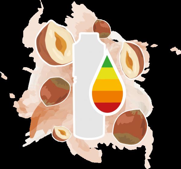 MC Liquid Haselnuss (MHD)