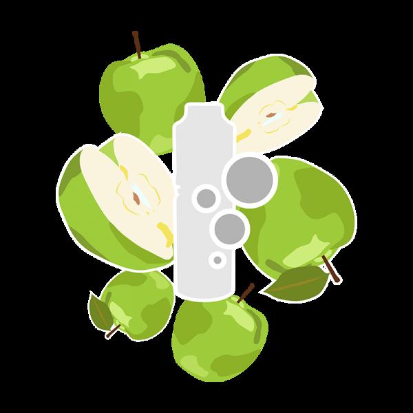 MC Aroma Grüner Apfel