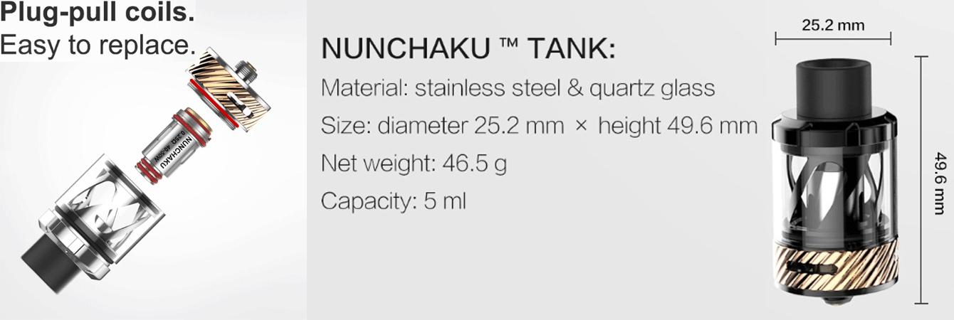 Nunchaku-Tank