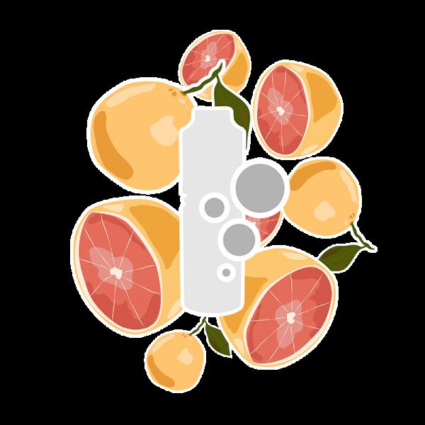 MC Aroma Grapefruit
