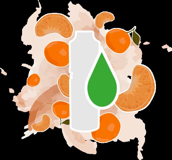 Orange Lips (Mandarine)
