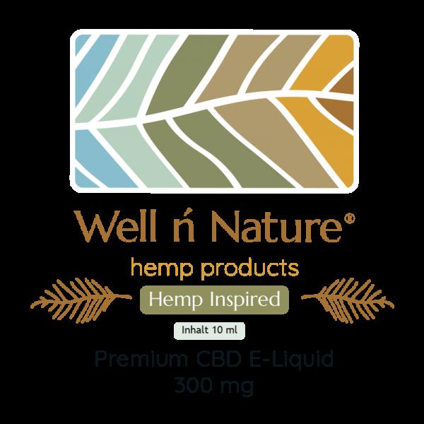 Well n Nature - CBD Liquid Hemp Inspired